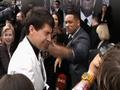 News video: Raw Video: Will Smith Slaps Journalist
